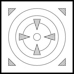 Geisteslehre-Symbol Gedanken