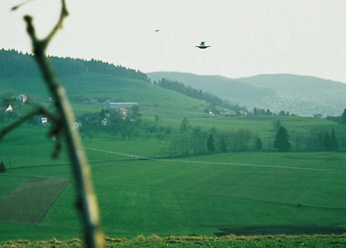 Mirage der Schweizer Luftwaffe