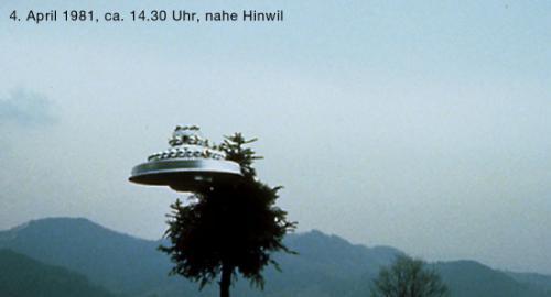 Nahe Hinwil, 4. April 1981