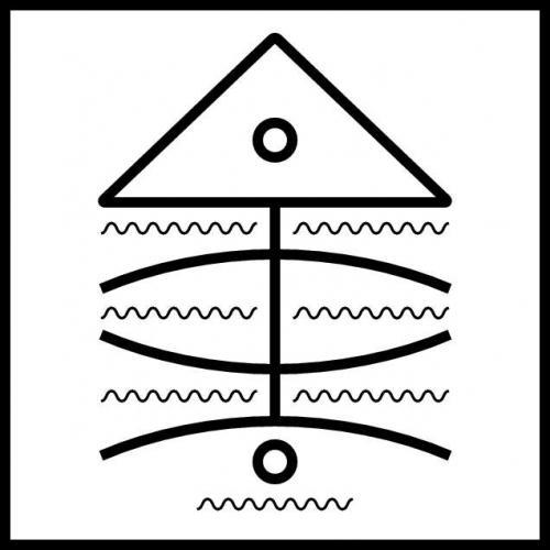 Geisteslehre-Symbol Achtung / Respekt