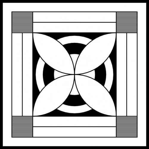 Geisteslehre-Symbol Bescheidenheit