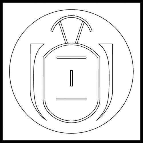 Geisteslehre-Symbol Mensch