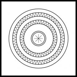 Geisteslehre-Symbol Menschheit