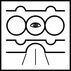 Geisteslehre-Symbol Menschlichkeit