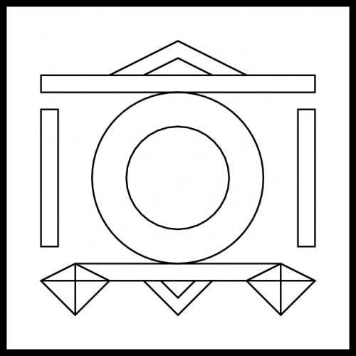 Geisteslehre-Symbol Pflicht