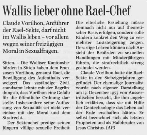 Rael-Chef