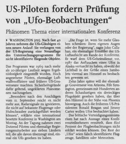 Die Rheinpfalz, Ludwigshafen, 12.11.2007