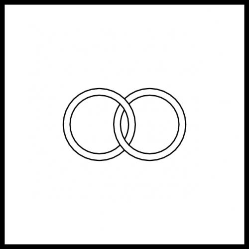 Geisteslehre-Symbol Verbundenheit