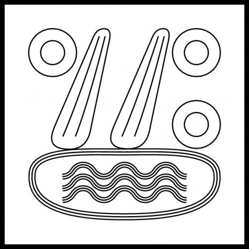 Geisteslehre-Symbol Wasser