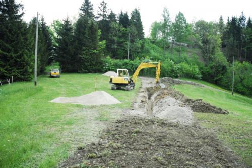 EKZ-Bauarbeiten: Geschafft!