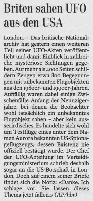 Tages-Anzeiger: Zürich, Dienstag, 18. August 2009