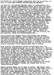 Luc Bürgin – Schmierenartikel 02: Über den von Luc Bürgin/Basel im UFO-Kurier Nr. 18/April 1996 über die Billy-Meier-Story veröffentlichte Schmierenartikel.