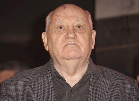 Michail Gorbatschow im November 2014 in Berlin