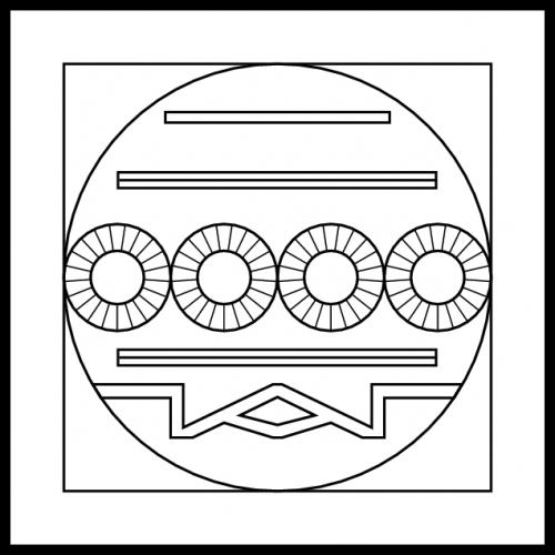 Geisteslehre-Symbol Mission /  Aufgabe