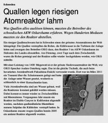 Quelle: www.20Min.ch: Dienstag, 1. Oktober 2013