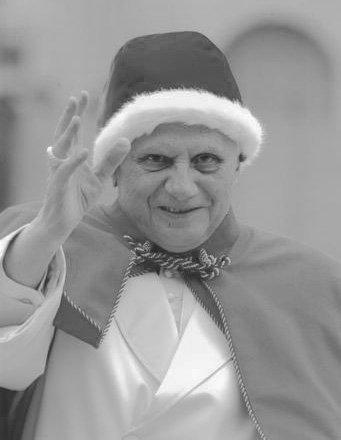 Josef A. Ratzinger alias Papst Benedikt XVI.