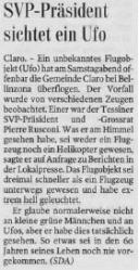 Tages-Anzeiger, Zürich, Mittwoch, 6. August 2008